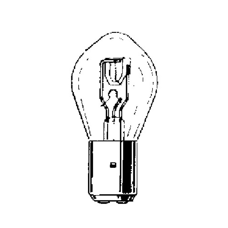 Ampoule Hert Code 6v-10/10w Ba20d