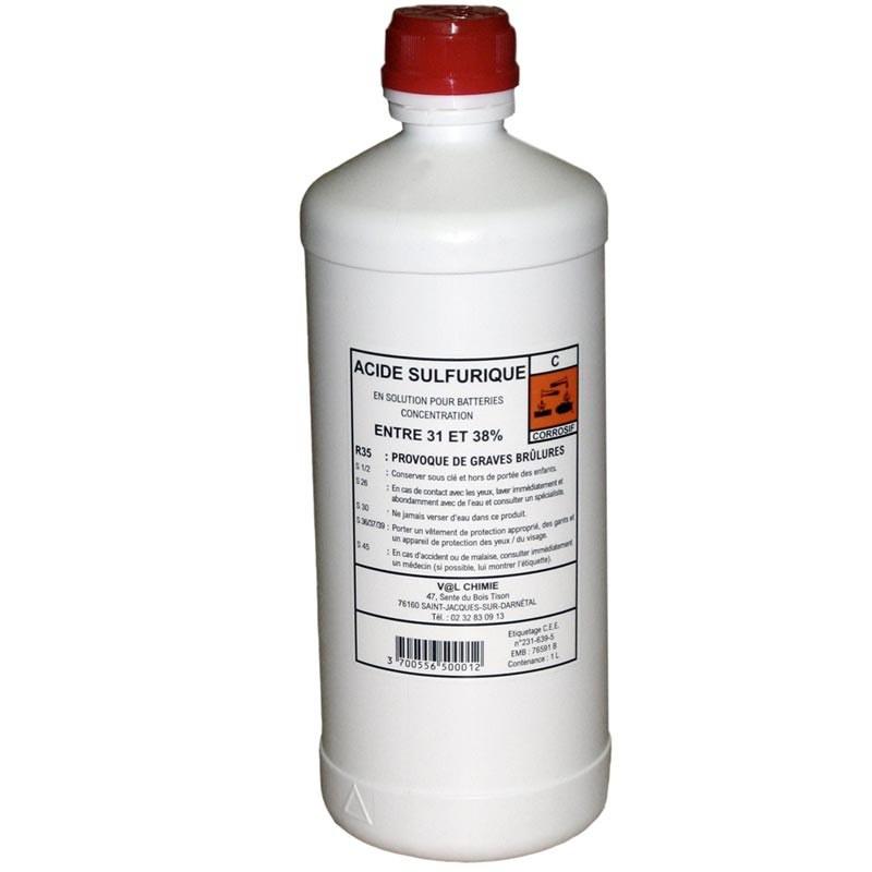 Acide Moraco Electrolyte 1 Litre
