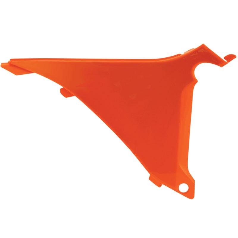 Caches De Boite à Air Acerbis Orange