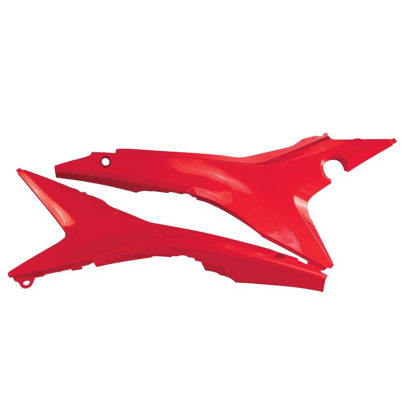Caches De Boite à Air Acerbis Rouge