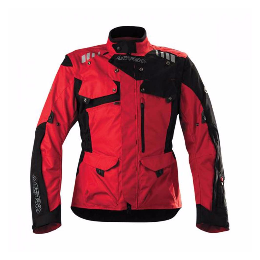 Veste Enduro Acerbis Adventure - Rouge -