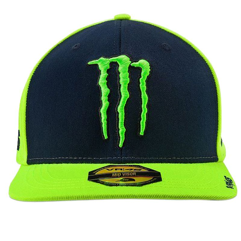 46 Vr Valentino Sponsor Rossi Casquette knw0OP