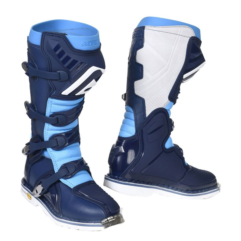 Bottes cross Acerbis X-PRO V BLUE 2020