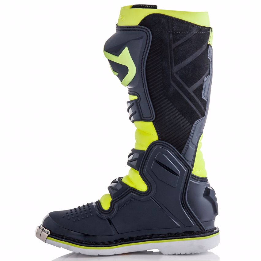 Bottes cross Acerbis X-PRO V GREY YELLOW 2020