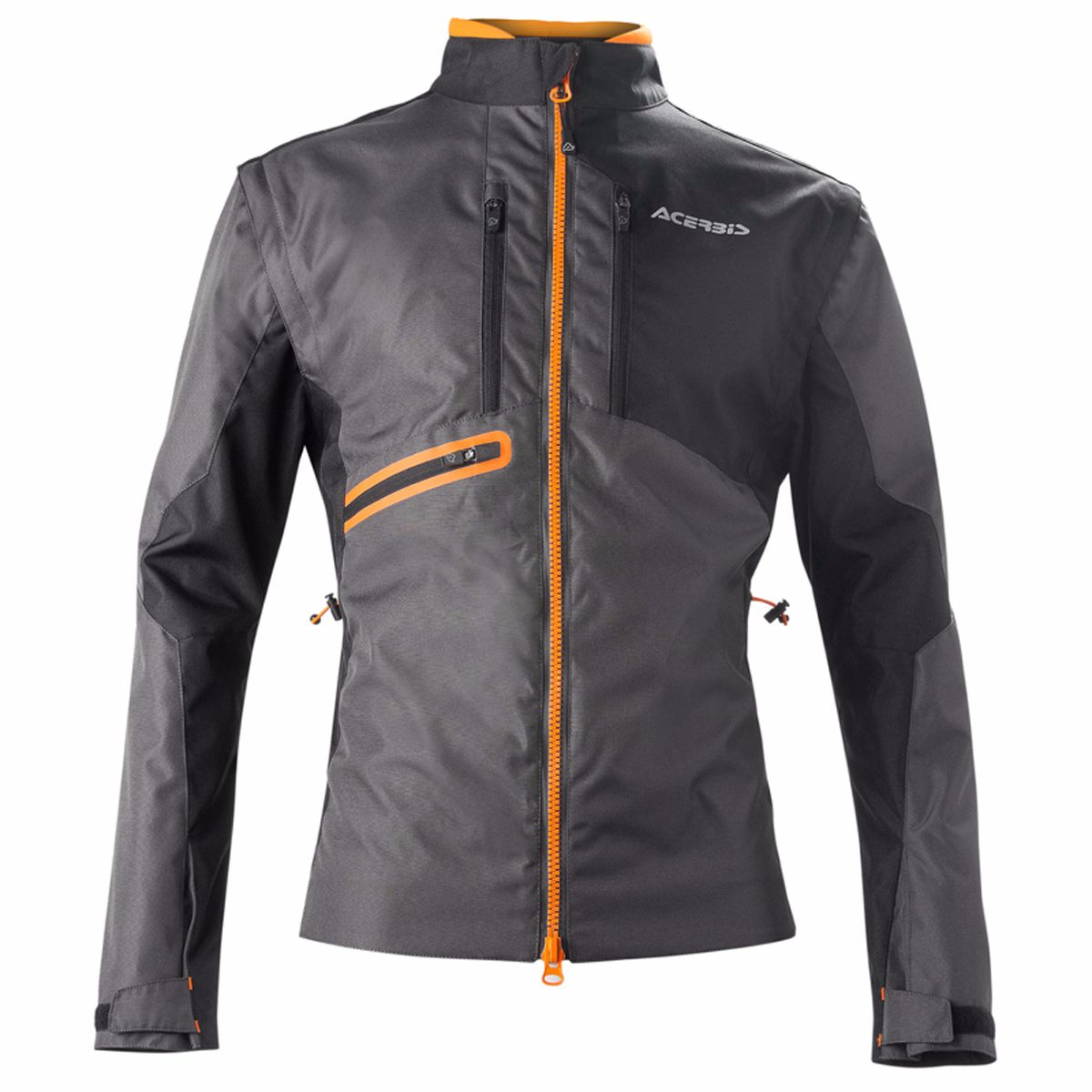 Veste Enduro Acerbis Enduro One - Noir Orange Fluo -