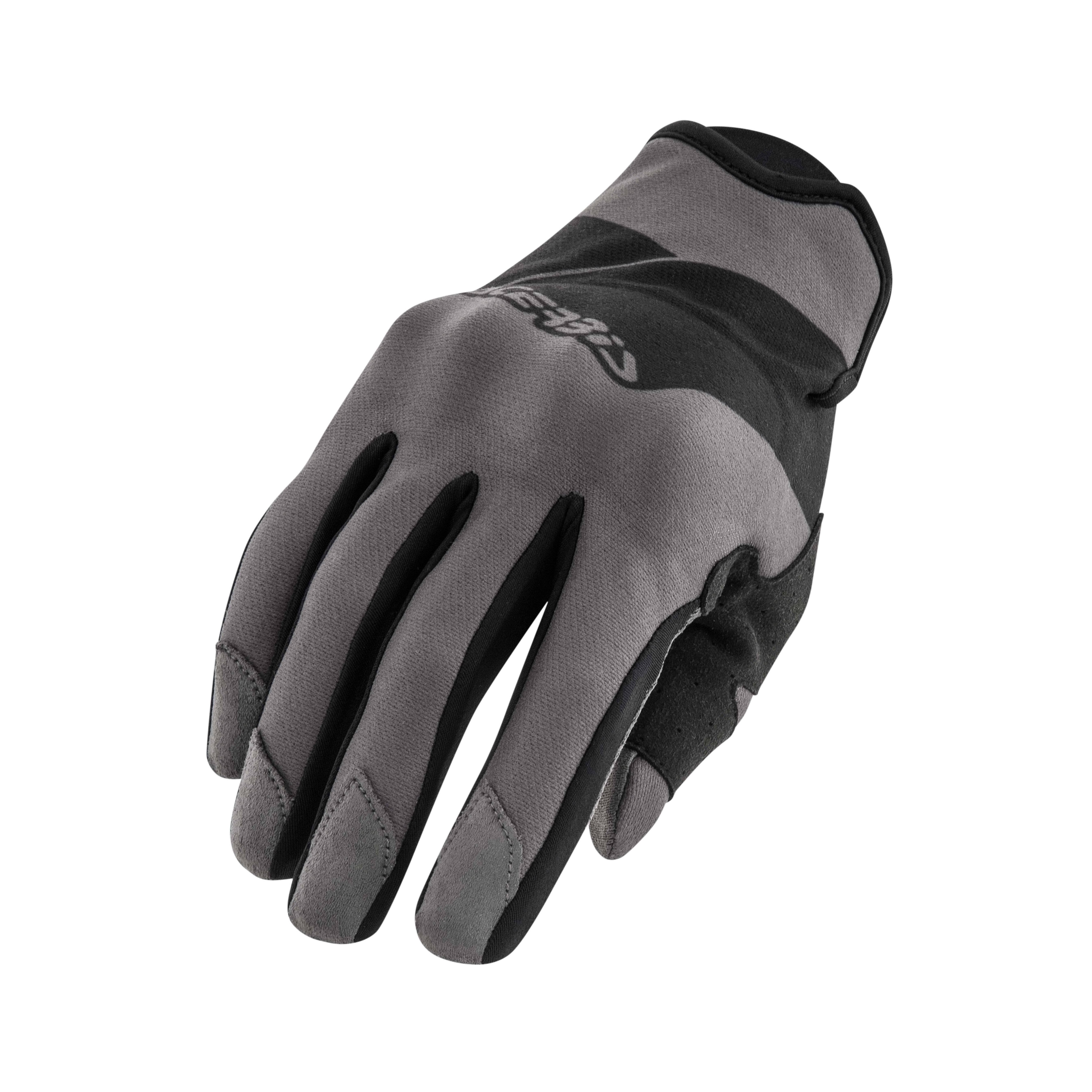Gants cross Acerbis ENDURO ONE - NOIR / GRIS - 2019