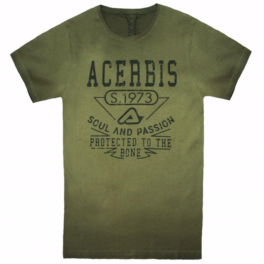 T-shirt Manches Courtes Acerbis Rawbones Sp Club - 2018