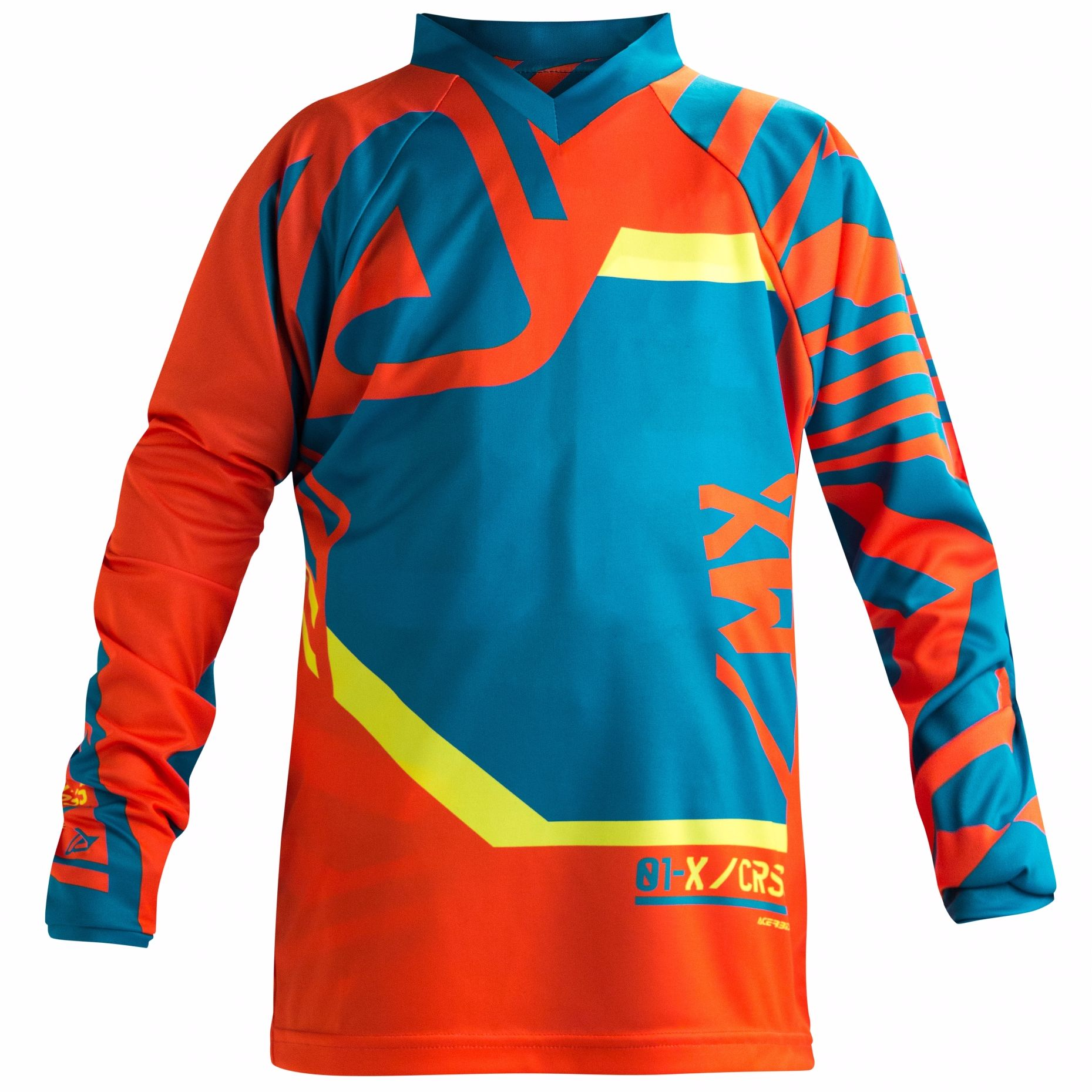 Maillot Cross Acerbis Fitcross Kid - Edition Limitee -