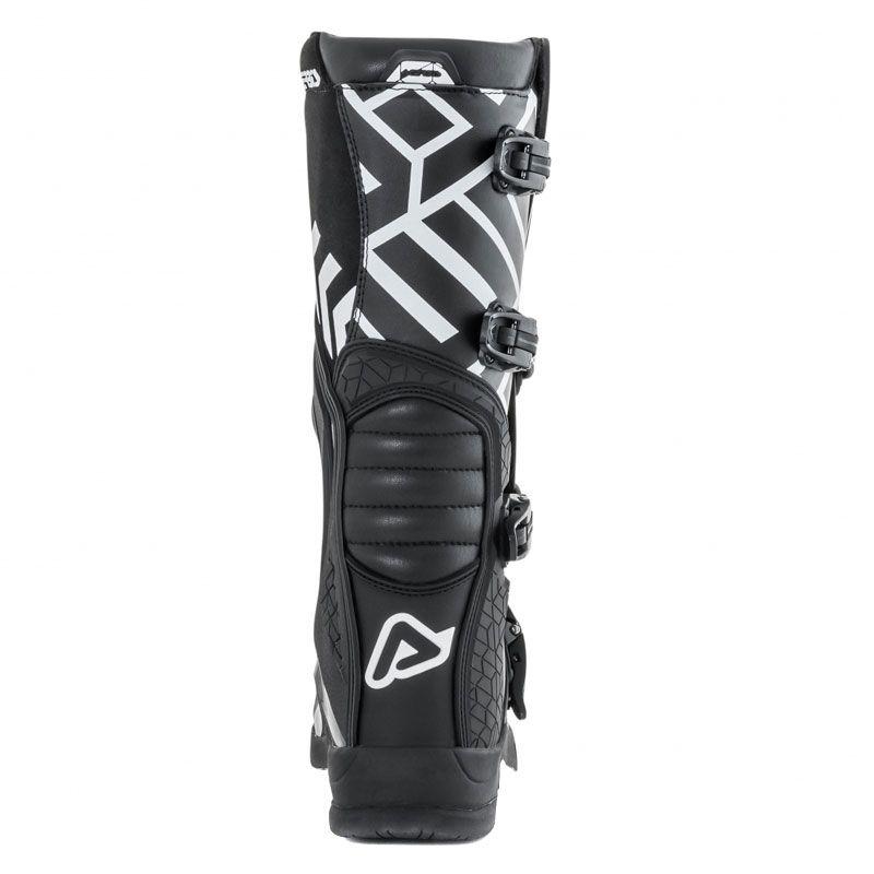 Bottes cross Acerbis X-TEAM BLACK WHITE 2021