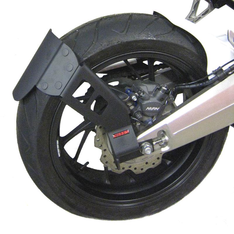 bavette access design arri re habillage moto. Black Bedroom Furniture Sets. Home Design Ideas