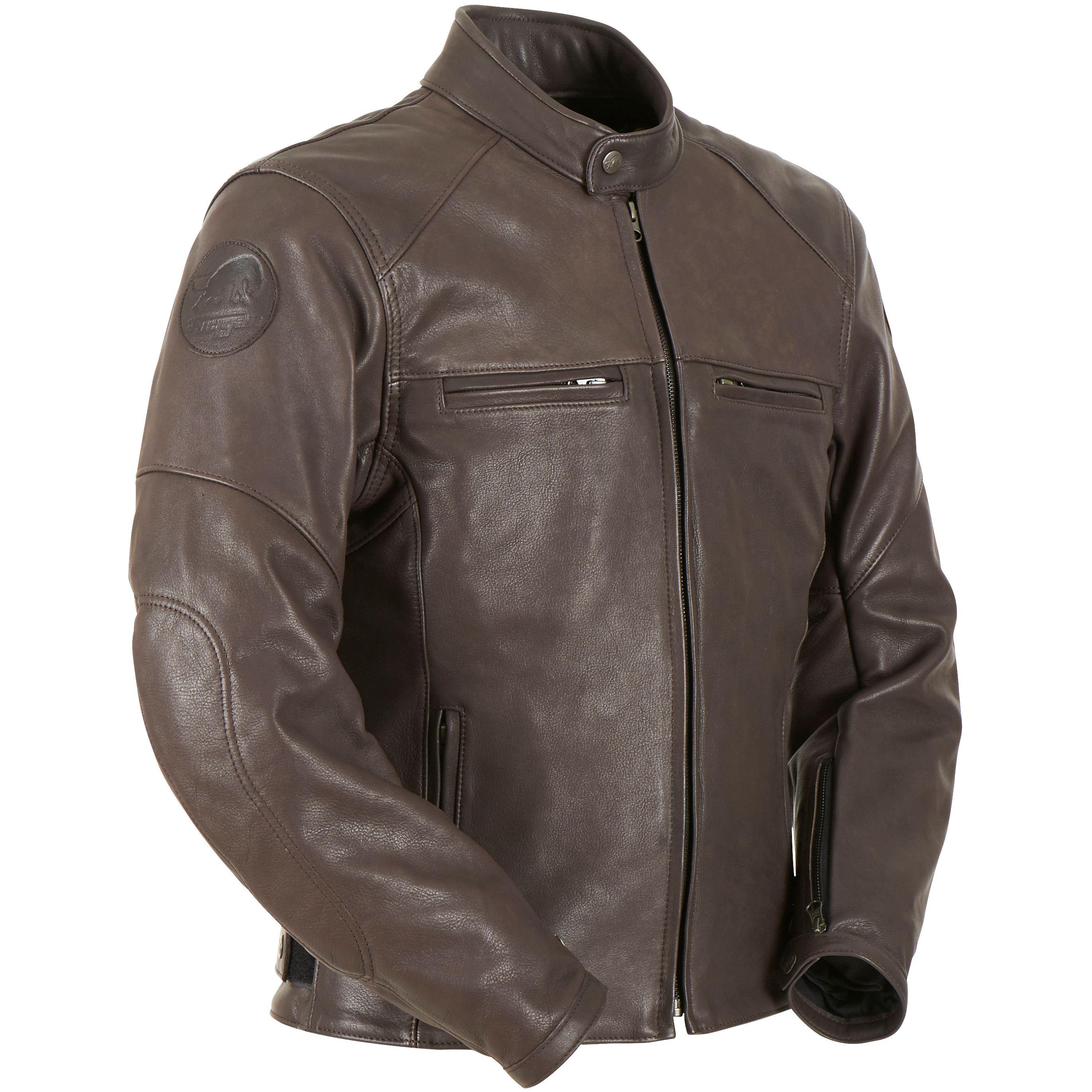 Blouson cuir moto homme furygan