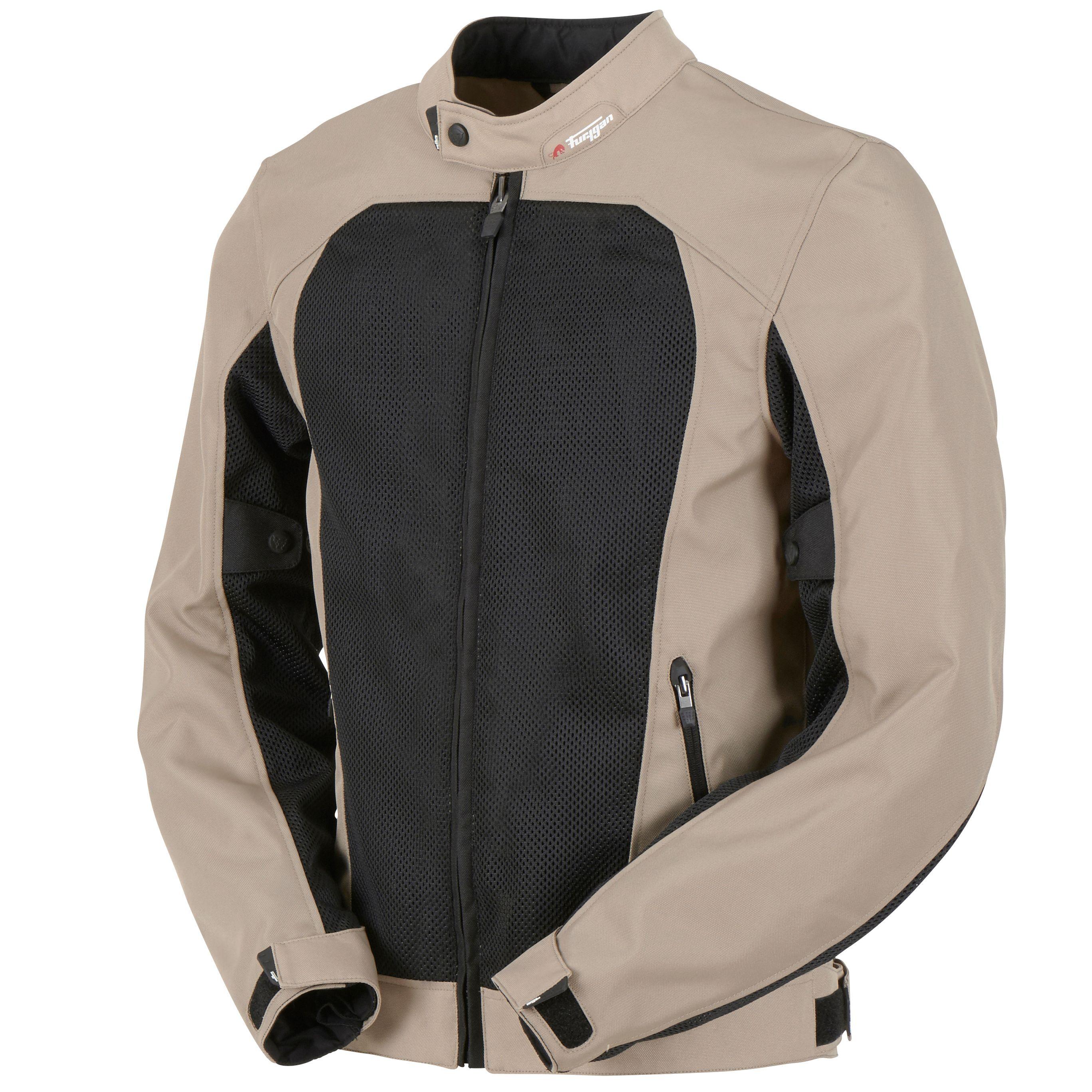 89f6de96a757b1 Blouson Furygan GENESIS MISTRAL EVO Noir Taupe - Blouson et veste ...