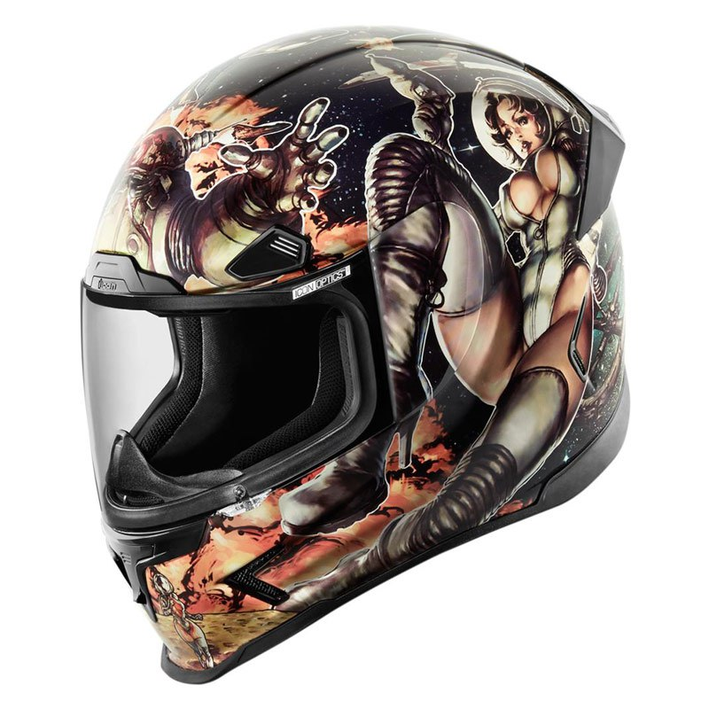 Casque Icon AIRFRAME PRO - PLEASUREDOME 2