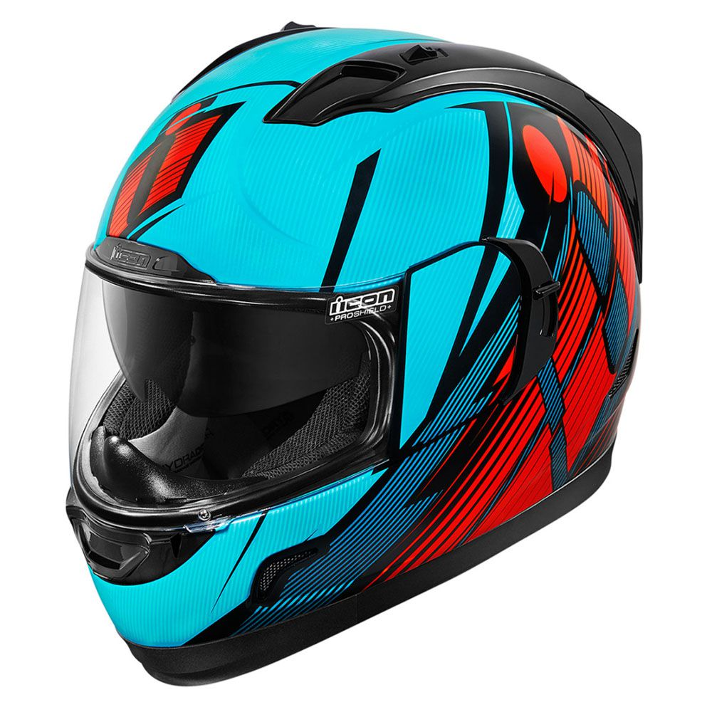 Casque Icon ALLIANCE GT - PRIMARY COLORS
