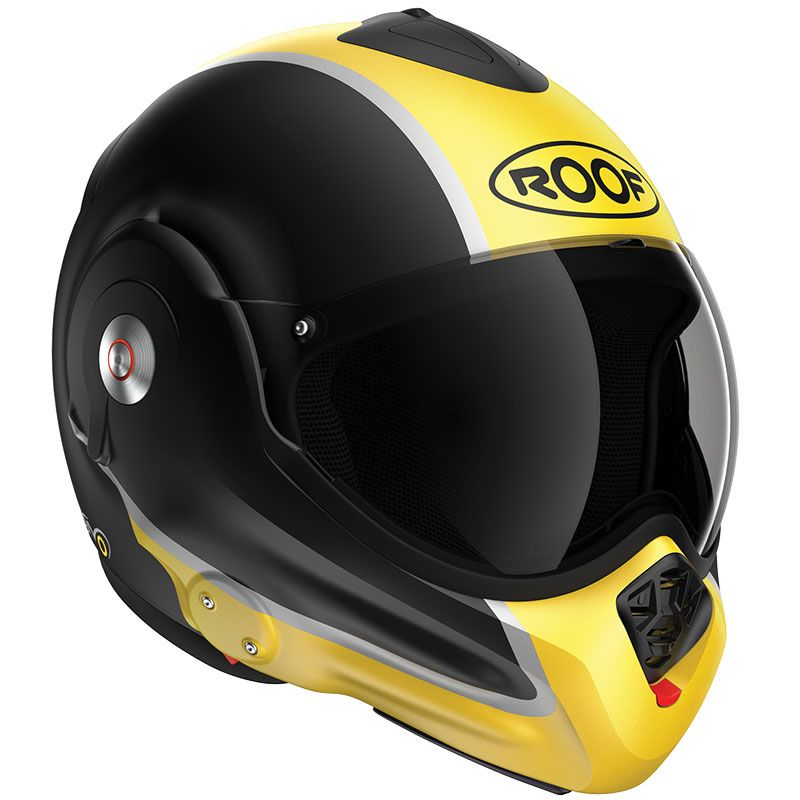Casque ROOF RO32 DESMO FLASH - MAT