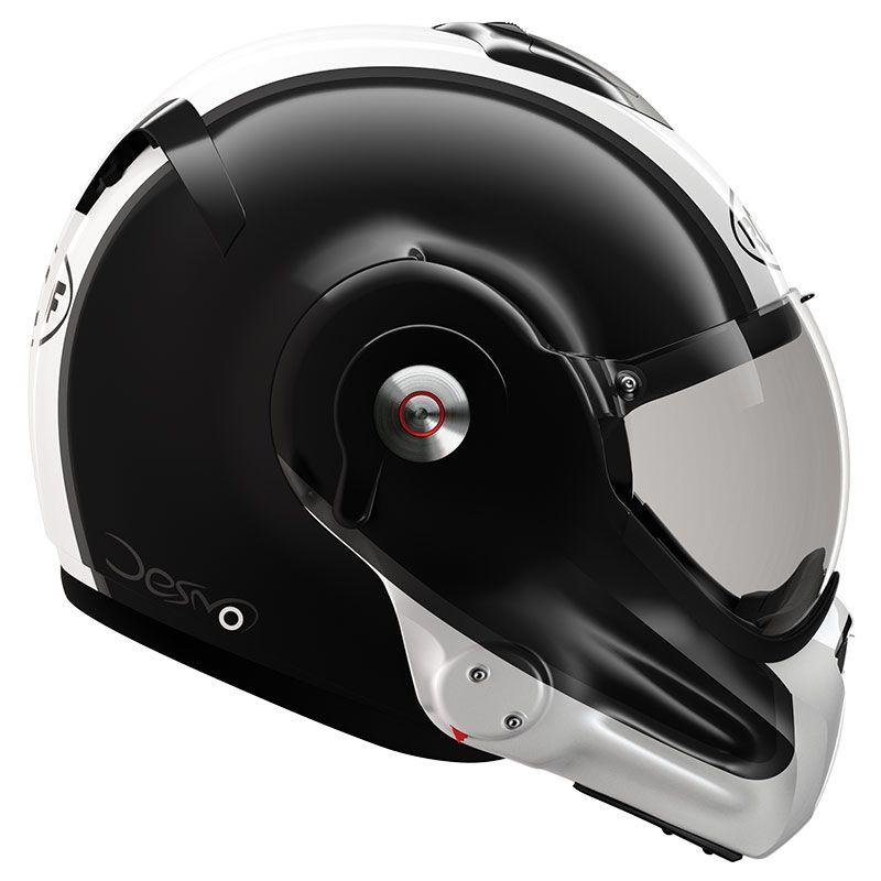 casque roof ro32 desmo flash casque modulable. Black Bedroom Furniture Sets. Home Design Ideas