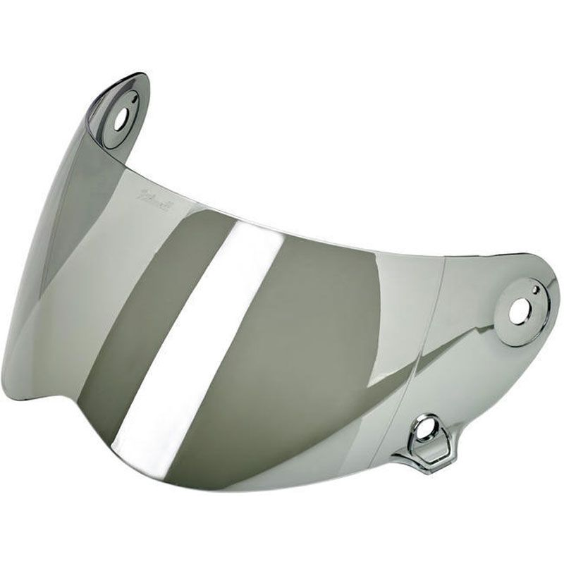 Ecran Casque Biltwell Inc Lane Splitter Chrome Miroir