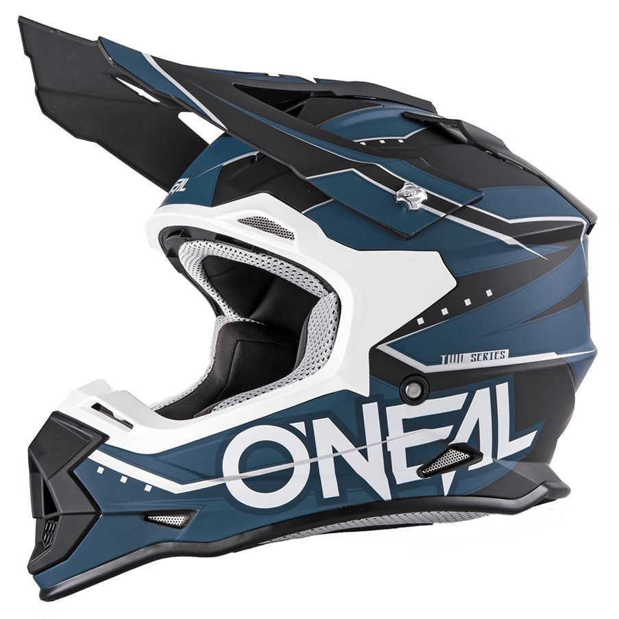 Casque Cross O'neal 2 Series Rl Slingshot - Noir -