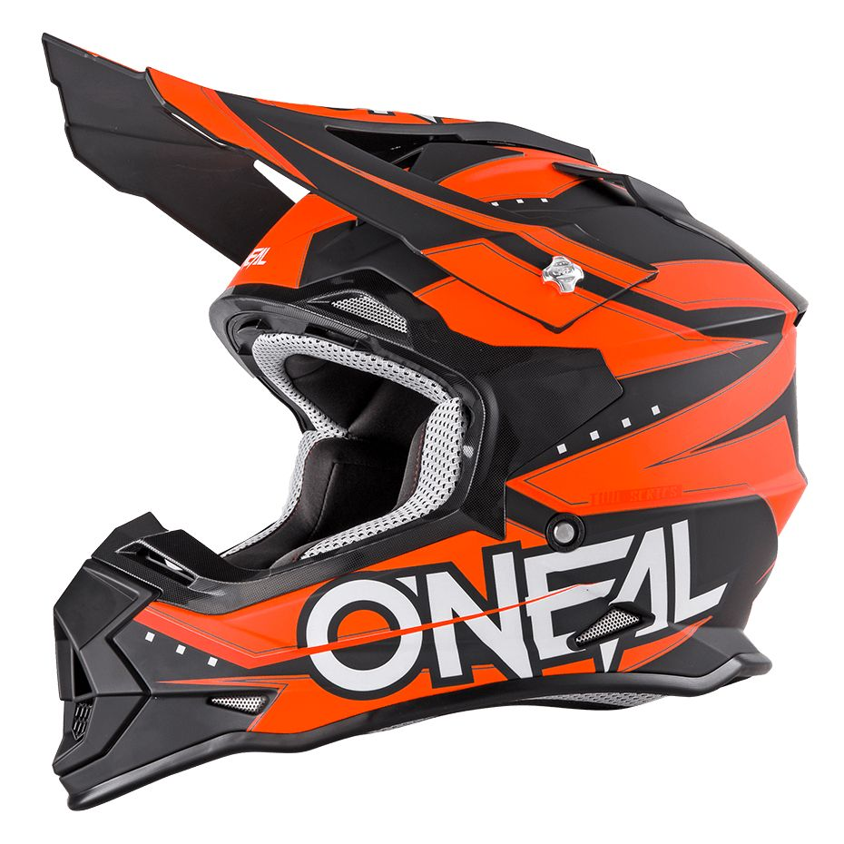 Casque Cross O'neal 2 Series Rl Slingshot - Orange -