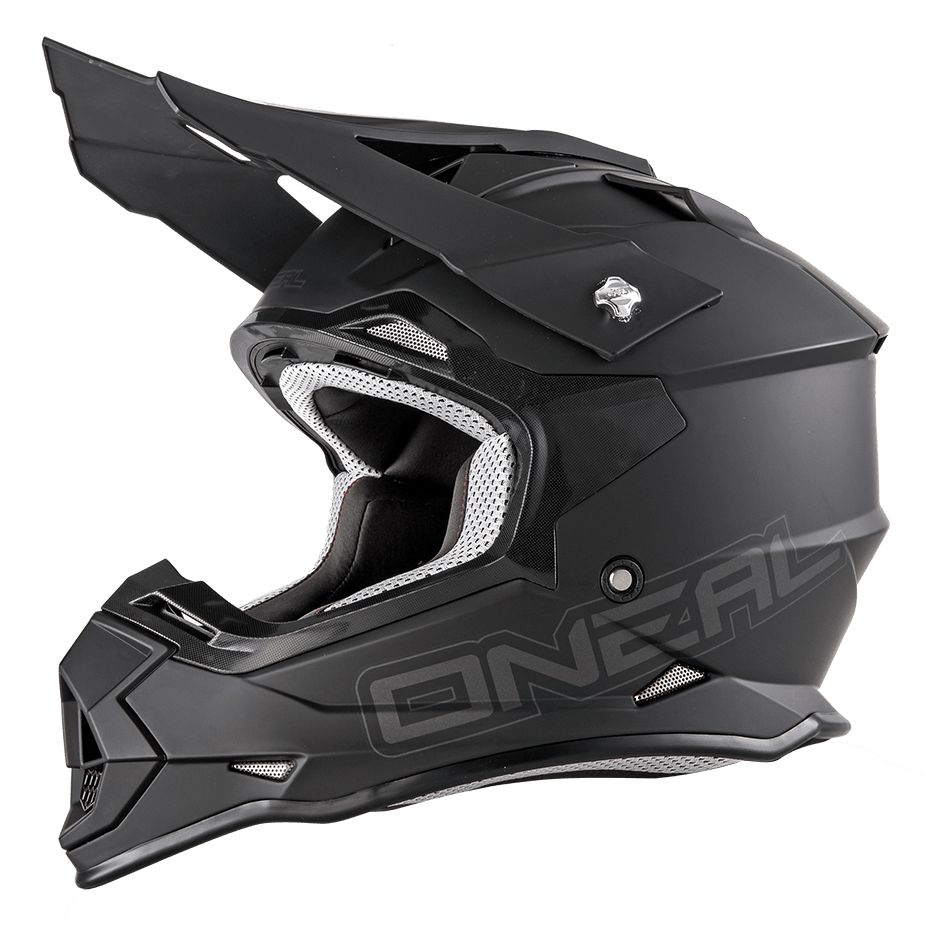 Casque Cross O'neal 2 Series Rl Slingshot - Noir Mat -