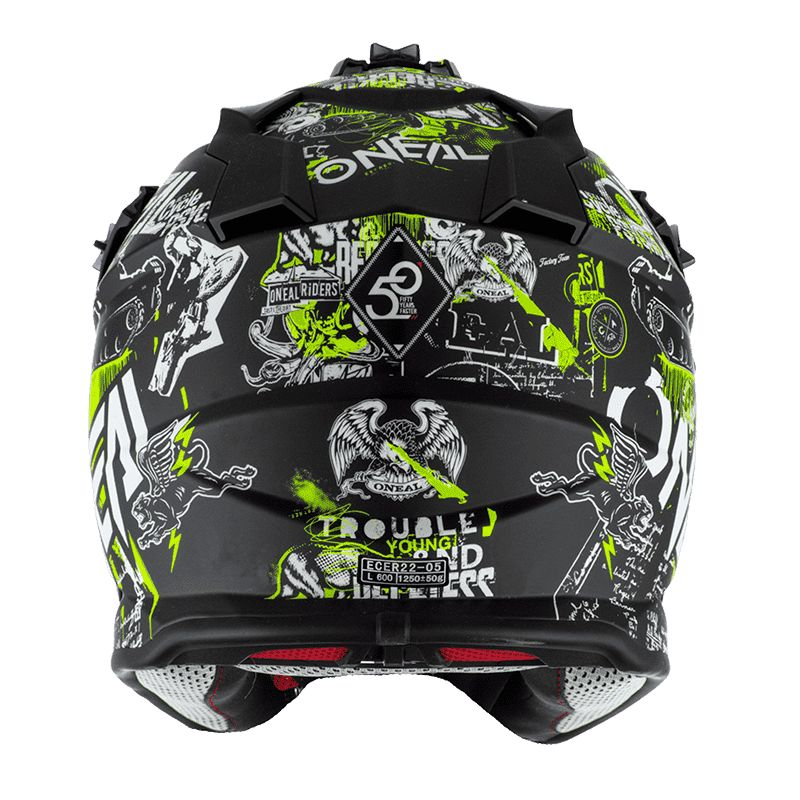 ONeal S/érie 3/ Attack Youth Casque Cross
