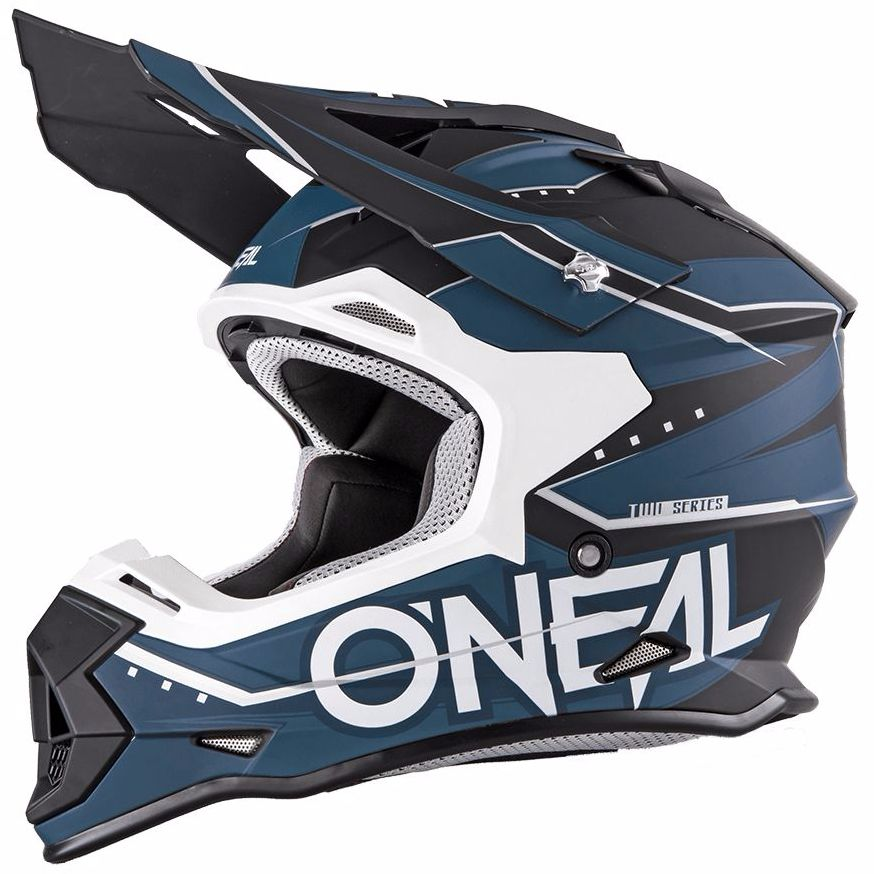 Casque Cross O'neal 2 Series Rl Slingshot Youth - Noir -
