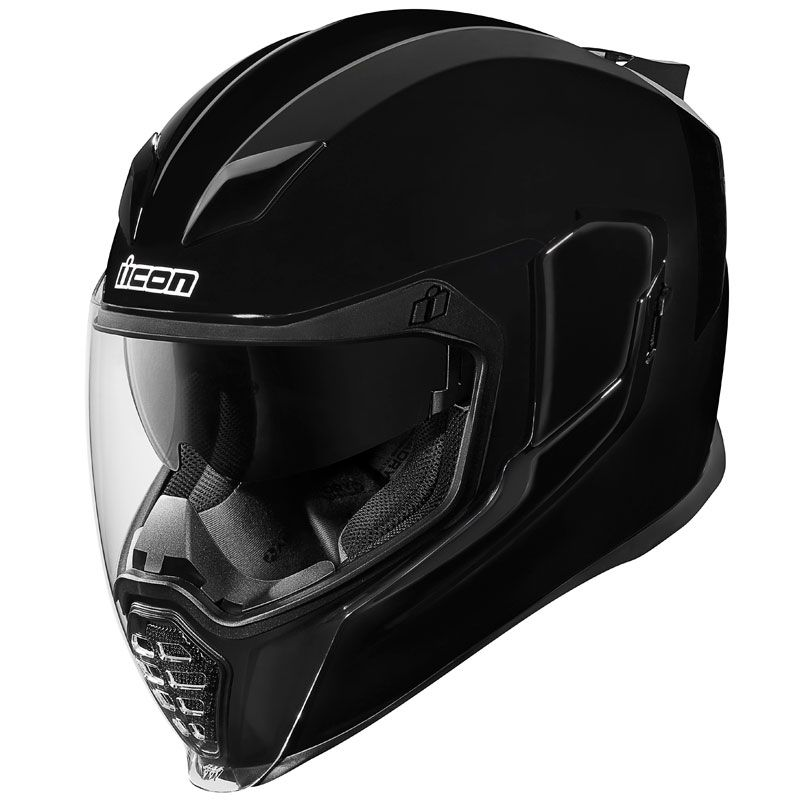 Casque Icon AIRFLITE GLOSS SOLIDS