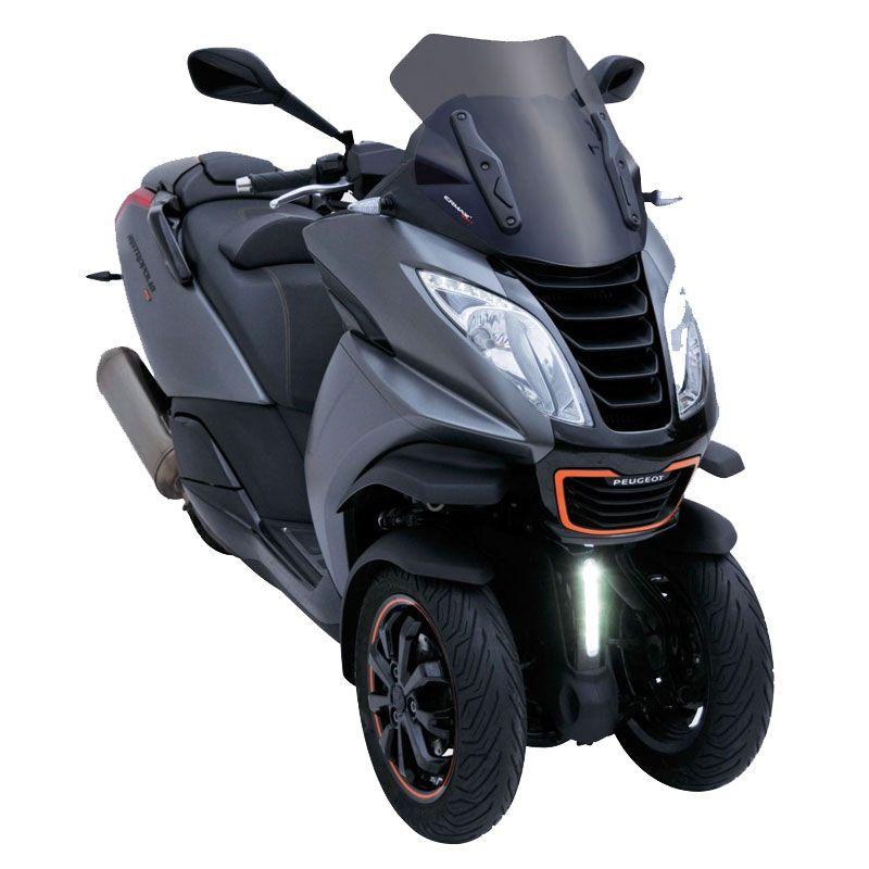 pare brise ermax sport habillage protection moto. Black Bedroom Furniture Sets. Home Design Ideas