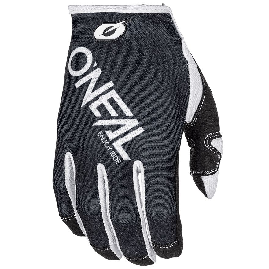 Gants cross O'Neal MAYHEM TWO-FACE - NOIR BLANC -  2018