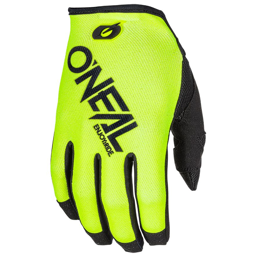 Gants cross O'Neal MAYHEM TWO-FACE - JAUNE FLUO -  2018