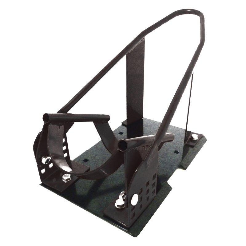 bloque roue mad a bascule noir outillage et entretien. Black Bedroom Furniture Sets. Home Design Ideas