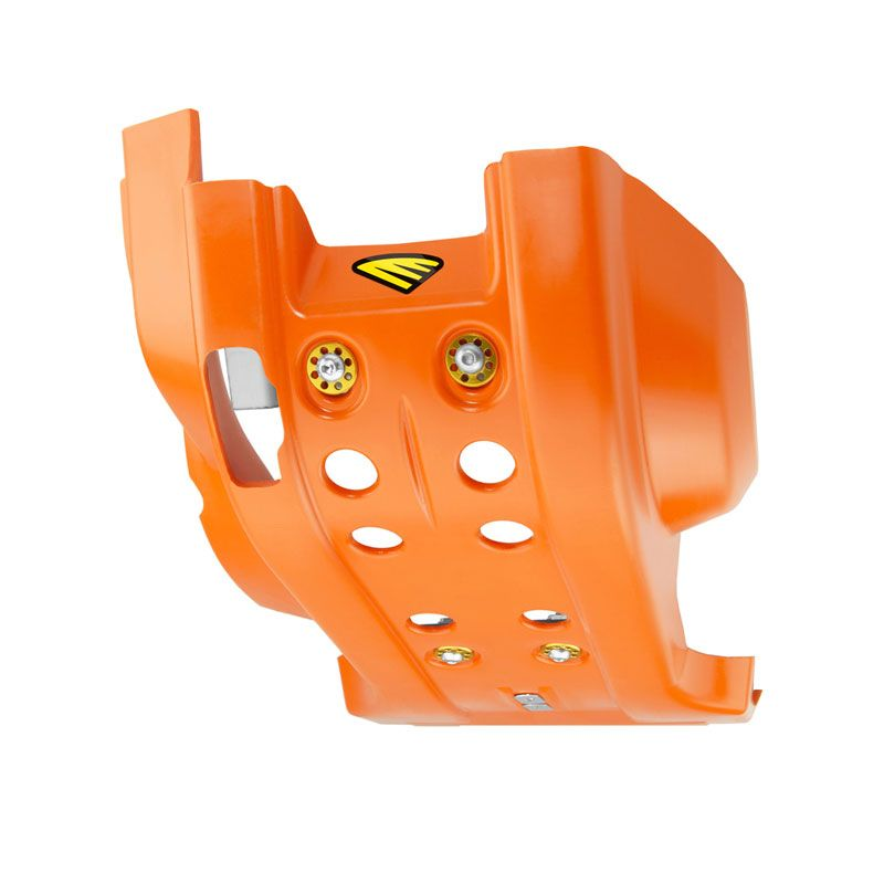 Sabot moteur CYCRA full combat orange