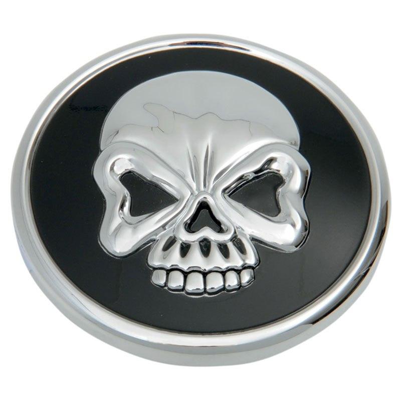 Bouchon De Réservoir Drag Specialties Skull Ventilé