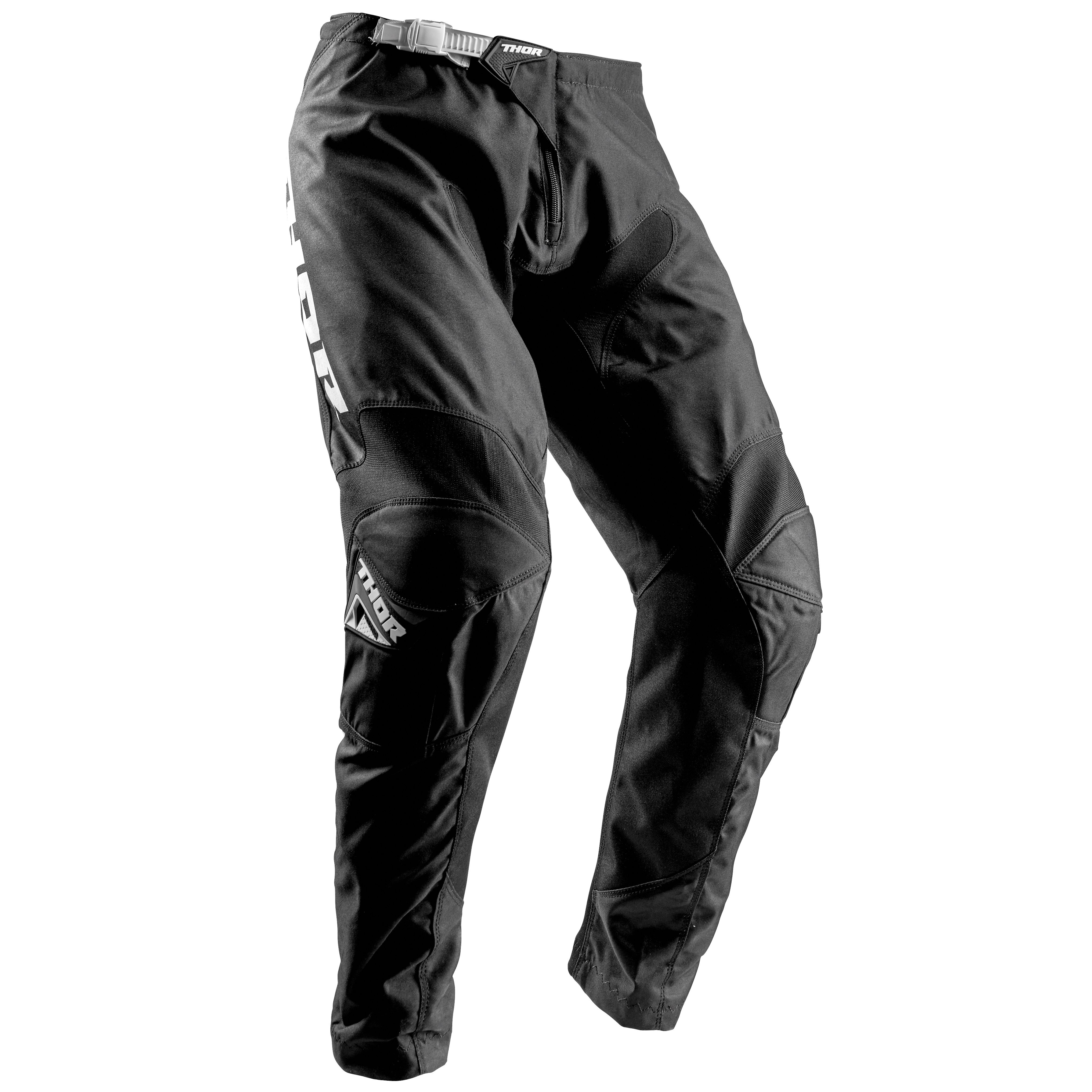 Pantalon cross Thor SECTOR ZONES NOIR 2019