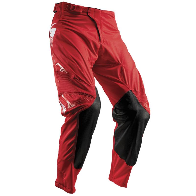Pantalon cross Thor PRIME FIT ROHL - NOIR ROUGE-