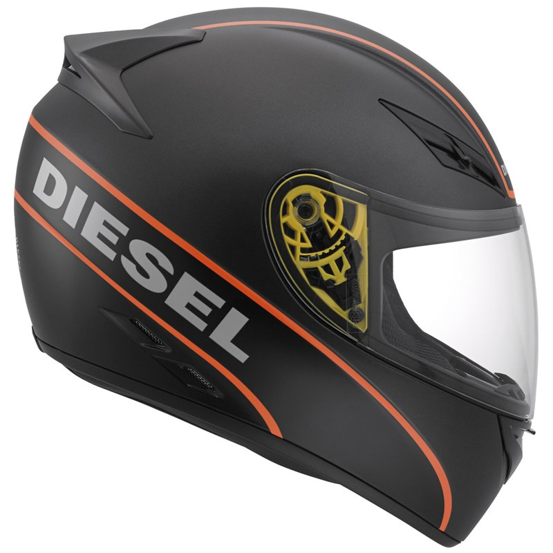 casque diesel full jack logo casque int gral. Black Bedroom Furniture Sets. Home Design Ideas