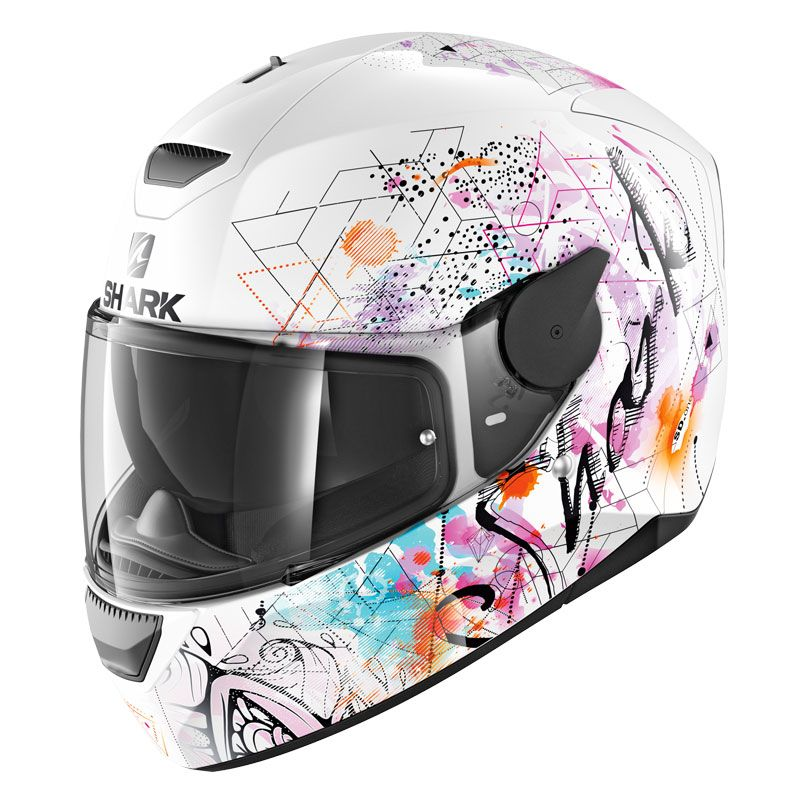 Casque Shark D-skwal Anyah Lady