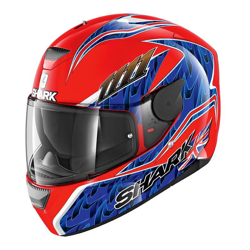 Casque Shark D-SKWAL REPLICA FOGARTY