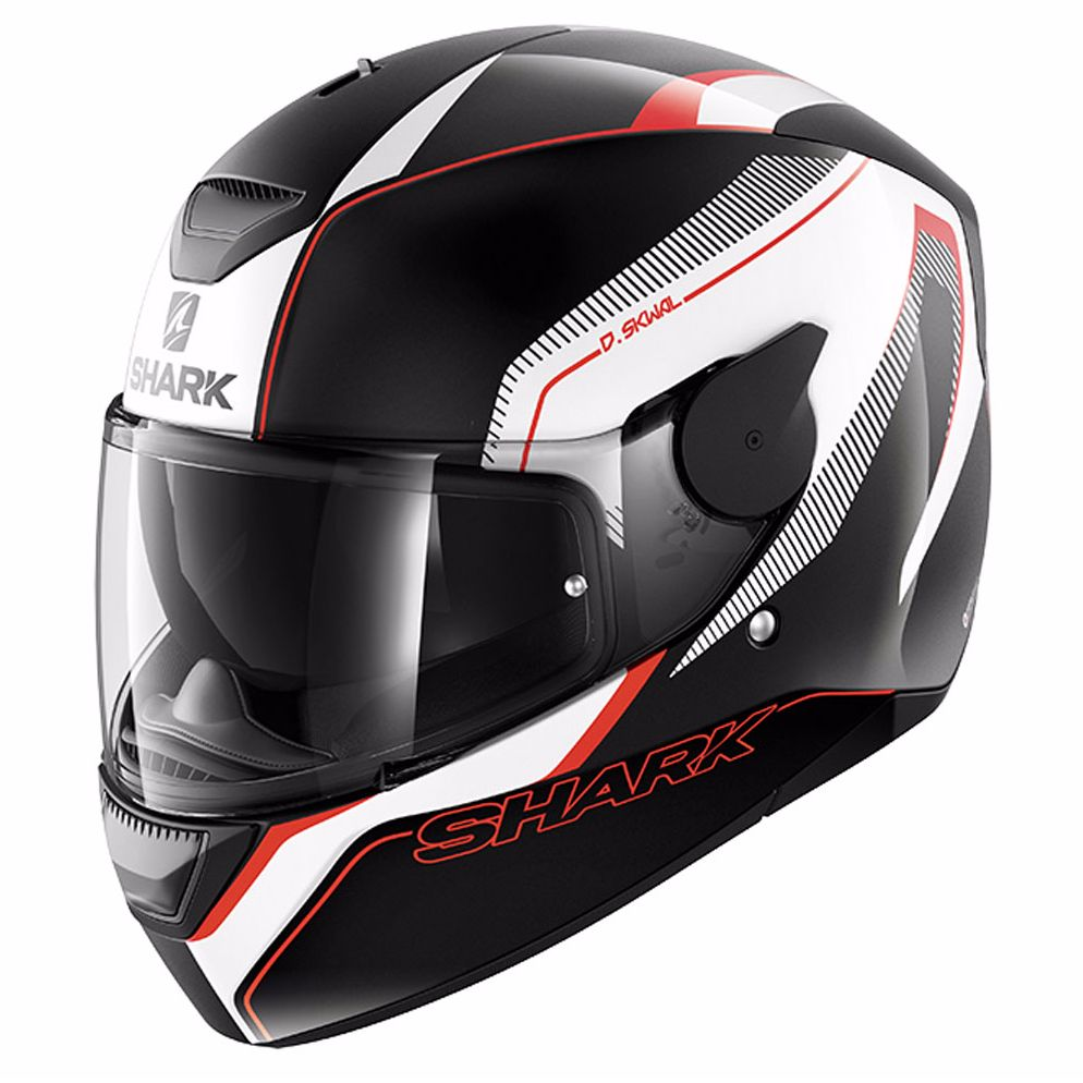 Casque Shark D-skwal Rakken