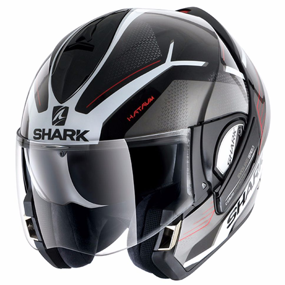casque shark evoline serie 3 hataum casque modulable. Black Bedroom Furniture Sets. Home Design Ideas