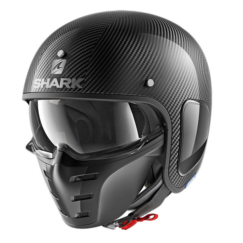 Casque Shark S-DRAK CARBON SKIN