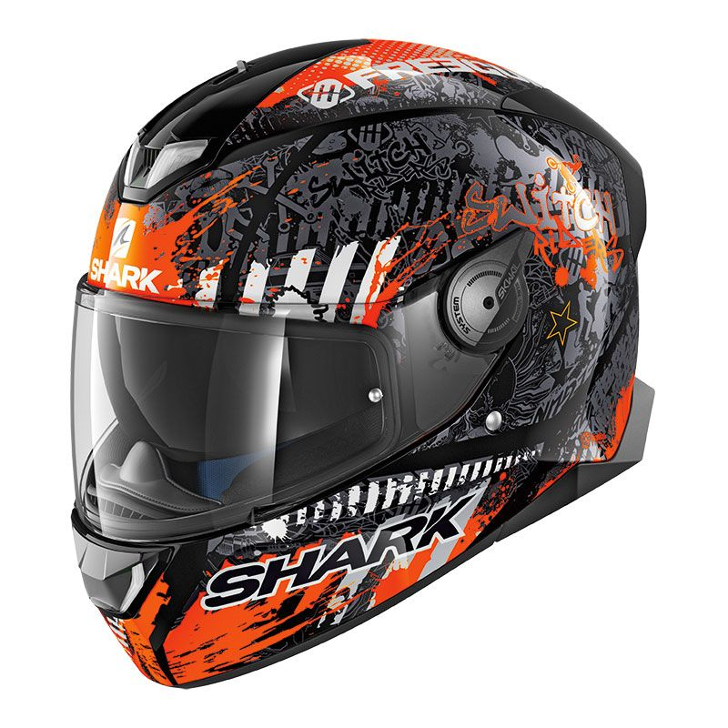 Casque Shark SKWAL 2 REPLICA SWITCH RIDER 2