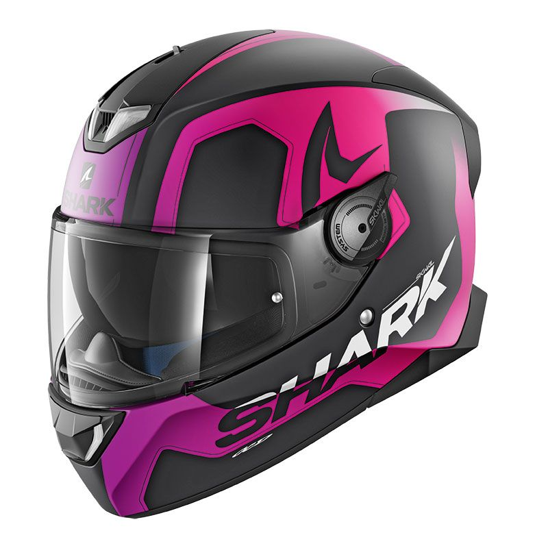 Casque Shark Skwal 2 Trion Mat Lady