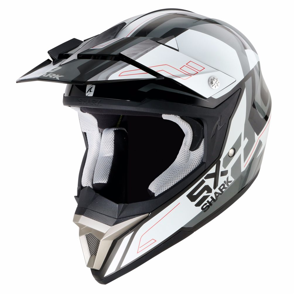 Casque Cross Shark Sx 2 Bhauw Kwa