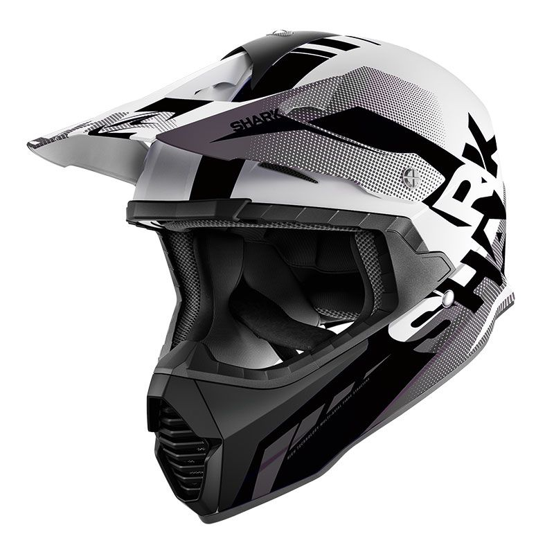 Casque Cross Shark Varial Anger Wka