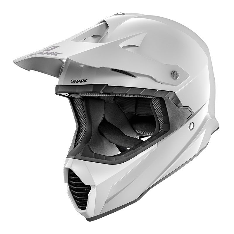 Casque Cross Shark Varial Blank