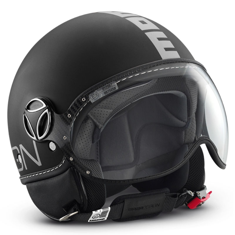 Casque Momo Design Fighter Classic Mat