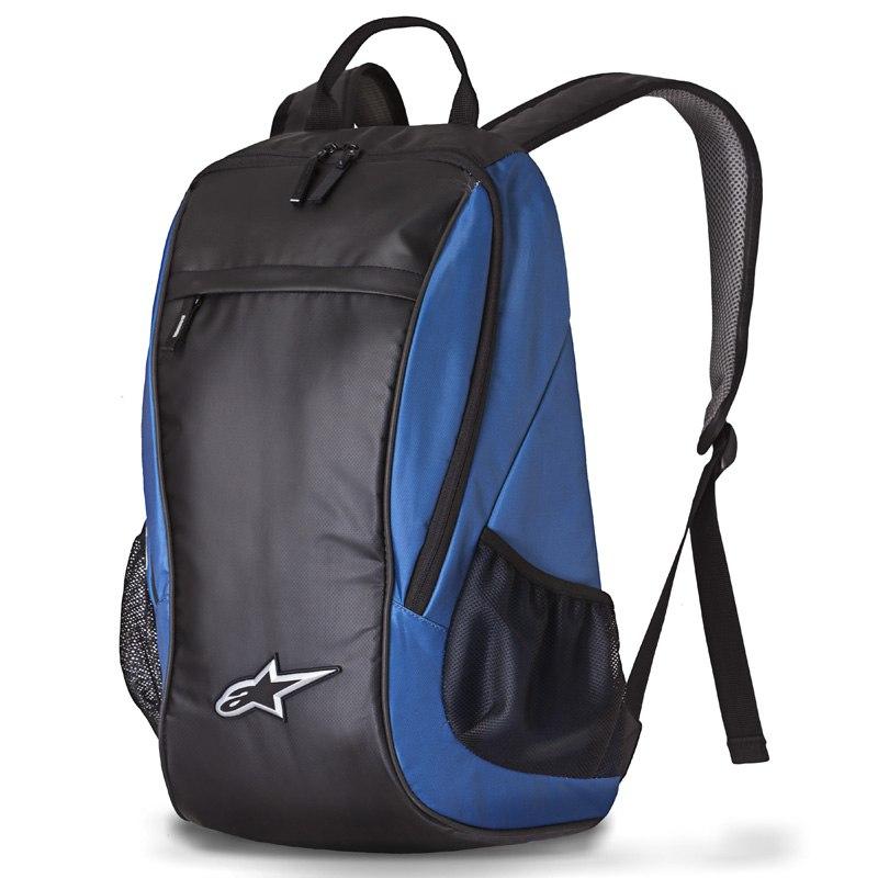 sac dos alpinestars lite blue sportswear et accessoires. Black Bedroom Furniture Sets. Home Design Ideas