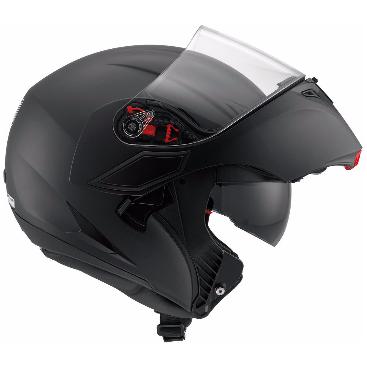Casque Agv Compact St - Matt Black