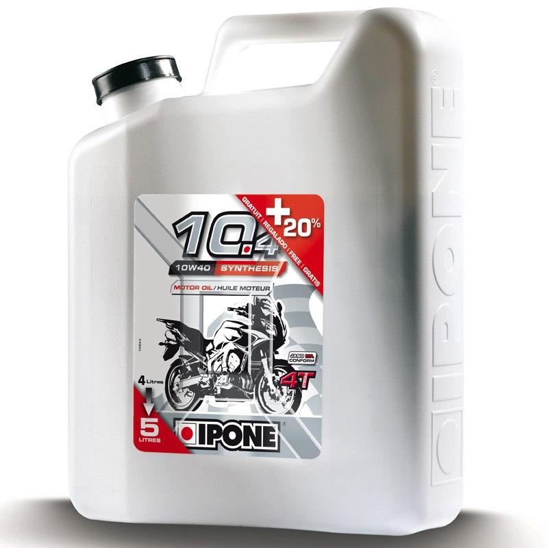 huile moteur ipone promo 10 4 10w40 4l 1l gratuit bidon de 5 litres huile spray. Black Bedroom Furniture Sets. Home Design Ideas